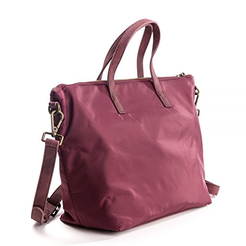 Fly London Borsa Di Roma Burgundy