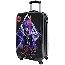 Star Wars Darth Vader Maleta de Cabina, 33 Lt, Color Negro
