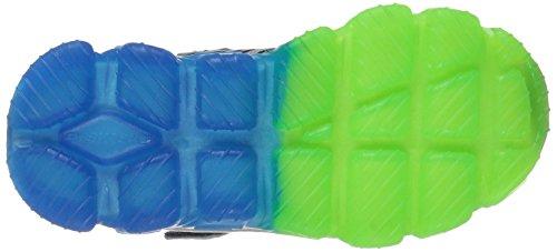 Azul Skechers verde Crianças Sapatilha Crianças Skechers w1qUOU4