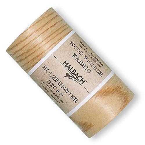 Stoff Der selbstklebende Holzfunier-Stoff ist nicht zum Vernähen