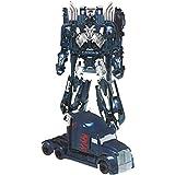 Blossom Transformer Car / Armor Deformer / 5th Generation Transformer Car/3+ Age Kids Convert Transformer To Car, Grey
