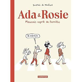 Ada & Rosie : Mauvais esprit de famille