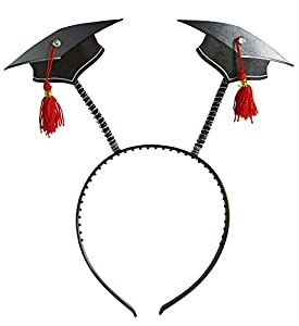 WIDMANN S.R.L. Académico Pelo Maduro con Birrete-Crédito Accesorio para graduación, Estudiantes o Carnaval