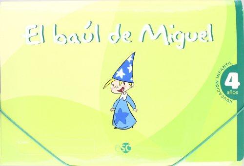 El baúl de Miguel, 4 años: 1