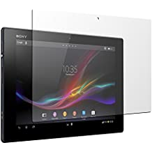2 x Sony Xperia Tablet Z protector de pantalla mate Películas Protectoras