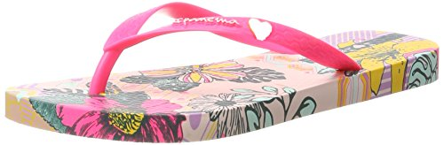 Ipanema Damen I Love Tribal Fem Zehentrenner, Mehrfarbig (8119 - pink purple),38