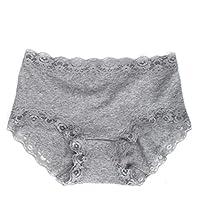 LTHH Frauen Baumwolle Unterwäsche Spitze Spitze Bauch Hüfte Schriftsätze