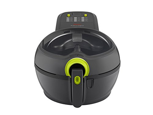 An image of the Tefal GH840B40, Actifry, Air Fryer, Original Plus (5 Portions), Grey, 1.2 Kg Capacity