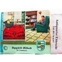 Kibek Handelsmarke Teppich Katalog. Teppiche, Bettumrandungen, Brücken,  Läufer, Auslegware Von