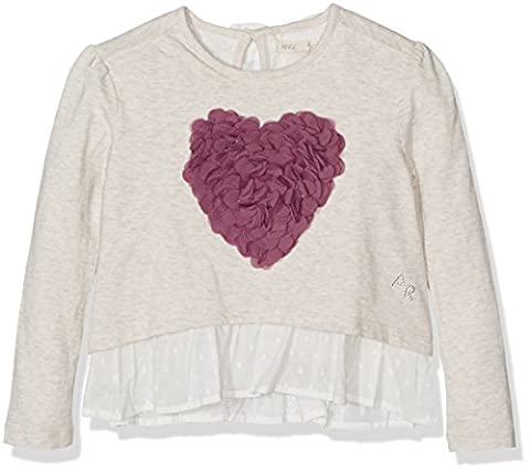 Angel & Rocket Bella, T-Shirt Fille, Rose (Pink), 4 Ans