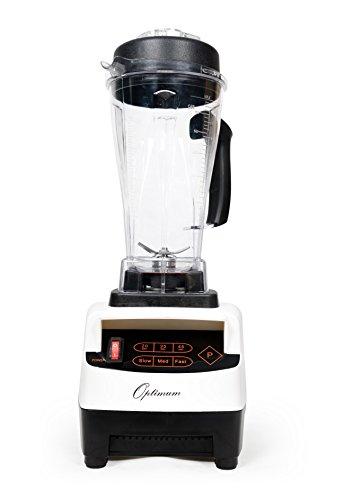 Optimum 9200A Mixer 2 Liter Blender, 2611 Watt, 3PS, 6 Klingen, Froothie, Smoothie Maker, Standmixer, Smoothie Mixer,...