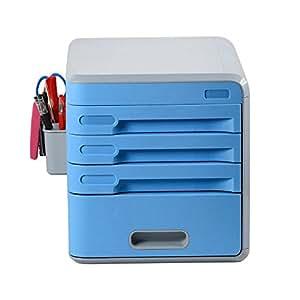 Cassettiere ufficio con serratura di codice abs plastica for Cassettiere ufficio