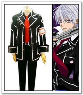 Costume De Vampire Knight - Vampire Knight Cosplay Costumes Garçons Vente Uniforme