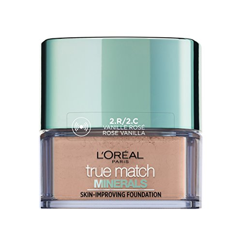 L'Oréal True Match Minerals Powder Foundation - 2.R/2.C Rose Vanilla -