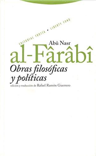 Obras filosóficas y políticas