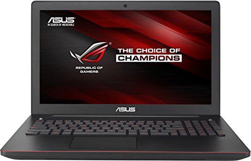 Asus GL550JK-CN391H Laptop 39,6 cm (15,6 Zoll) Laptop (Intel Core i7 4700HQ, 2,4GHz, 16GB RAM, 256GB SSD, NVIDIA GTX 850M, Blu-ray, Win 8) schwarz (I7-4700hq Asus Notebooks)