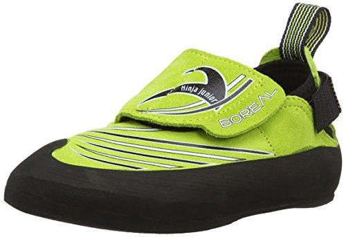 Boreal Ninja Junior - Zapatos Deportivos para niño, Color Verde, Talla 34
