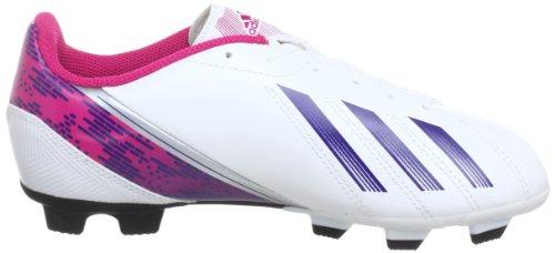 adidas Performance  F5 TRX FG W,  Scarpe da calcio donna bianco (Blanc - Weiß (RUNNING WHITE FTW / HERO INK F13 / BLAST PINK F13))