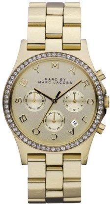 Marc by Marc Jacobs Reloj con correa de acero MBM3105