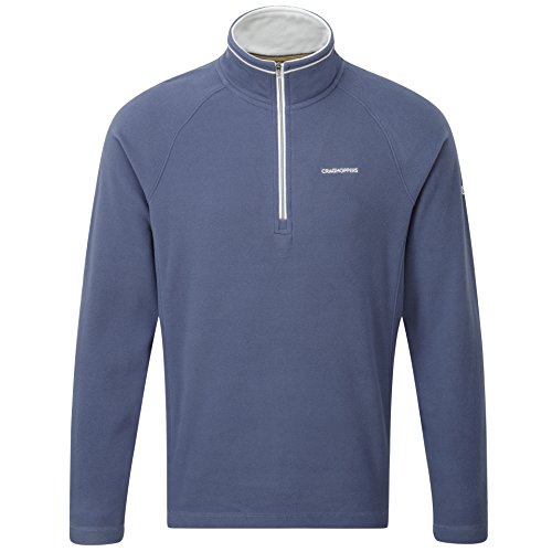 craghoppers-mens-selby-half-zip-microfleece-jacket-dusk-blue-small