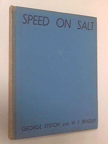 Speed on Salt: A History of the Bonneville Salt Flats, Utah, USA - Bonneville Salt Flats