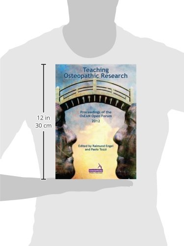 Zoom IMG-1 teaching osteopathic research proceedings of