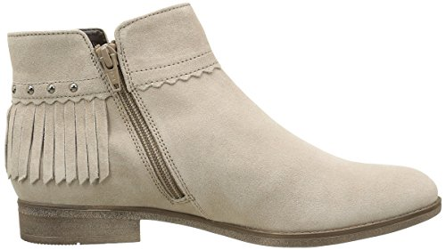 Gabor Shoes Fashion, Stivali da Cowboy Donna Beige (silk 12)