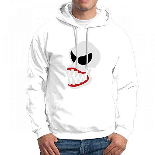 ruziniujidiangongsi Sweatshirt Hoodie Men Monster Skull 1 Smalltor Hoodies Sweatshirt