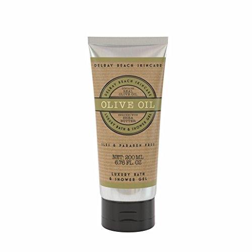 delray-beach-skincare-olive-oil-luxury-bath-shower-gel