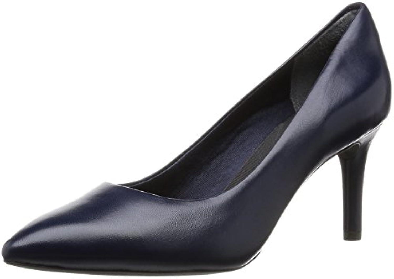RockportTotal Motion 75mm Pointy Toe Pump - Scarpe con Tacco Donna | Fai pieno uso dei materiali  | Maschio/Ragazze Scarpa