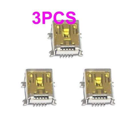 se Dock Connector für Rand McNally TND 730 Truck GPS 3er Pack ()