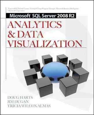[(Microsoft SQL Server 2008 Analytics and Data Visualization)] [By (author) Doug Harts ] published on (December, 2010) par Doug Harts