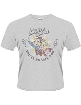 Mighty Mouse - Safe Now (T-Shirt Unisex Tg. XL) [Italia]