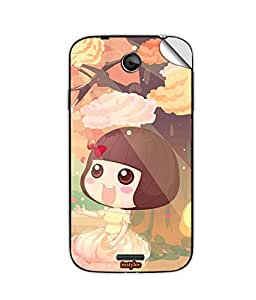 djimpex MOBILE STICKER FOR COOLPAD 5310