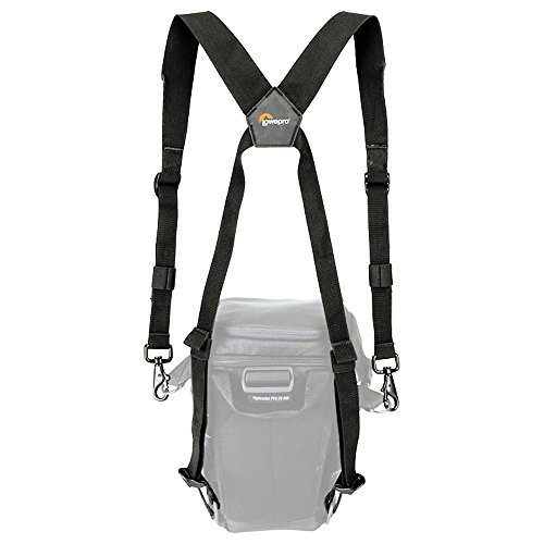 Lowepro Topload Chest Harness Tragesystem schwarz Lowepro Chest Harness