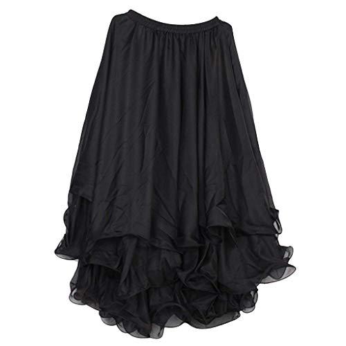 Bauchtanz-Rock-Chiffon-Kleid-Kostuem Full Circle Kleidung