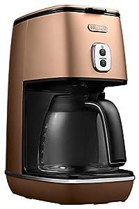 Distinta Collection Drip Coffee Maker ICMI011J-CP (Style Copper)