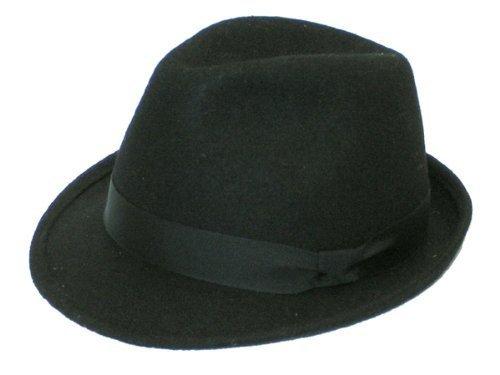 Tedd Haze laine chapeau Trilby Classic - Beige -