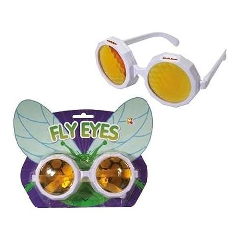 Fly Eyes Glasses Bug