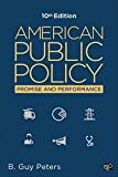 Image de American Public Policy: Promise and Performance