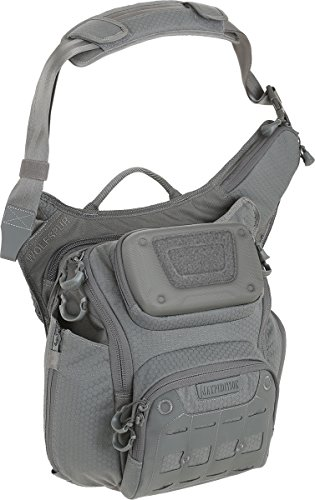 Maxpedition Maxpedition WLFGRY WOLFSPUR grau Umhängetasche (Gitter-sling-rucksack)