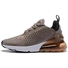 on sale c2e36 dd3c4 Saixu Air Max 270 Chaussures de Running Compétition Femme Homme Sneakers  (40 EU, 1