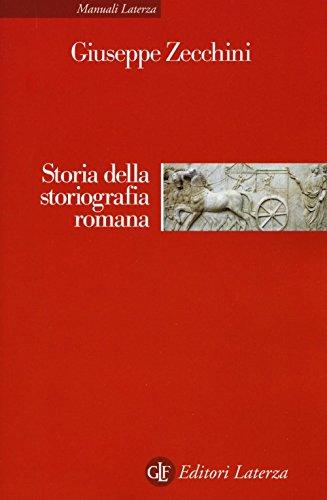Storia della storiografia romana