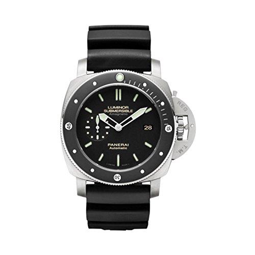 panerai-panerai-luminar-tauchpumpe-1950-amagnetisch-schwarz-zifferblatt-schwarz-gummi-mens-watch-pam