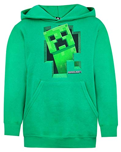 side Boy's Green Hoodie (11-12 Years) ()