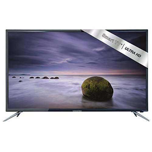 Continental edison 65ka0816b7 - tv led 4k uhd 165cm (65) - smart tv android - hdmi - noir