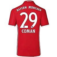 2016-17 Bayern Home Shirt (Coman 29) -