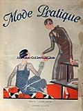 Telecharger Livres MODE PRATIQUE No 34 du 21 08 1926 DEUX JOUR SOIR (PDF,EPUB,MOBI) gratuits en Francaise