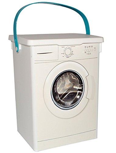 Waschmittel  - Vorratsdose / Aufbewahrungsbox - für Waschmaschine & Geschir..
