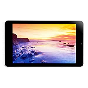 iRULU Expro X4 7 pollici Quad Core Google Android 5.1 Tablet PC Lollipop, 1 GB di RAM, IPS 1280 * 800, 16 GB ROM, Wi-Fi, Bluetooth, giochi, macchine fotografiche doppie (bianco posteriore)